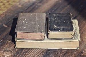 Gebrauchte Bücher sind wie gebrauchte Sitzsäcke
