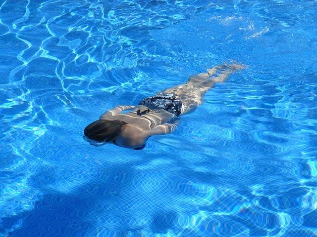 Für Wasserratten Der Sitting Bull Pool Bull Vorgestellt
