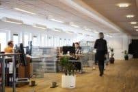 Büroeinrichtung mal anders – mit Sitzsäcken
