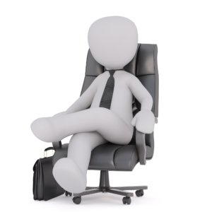 Chefsessel oder Sitzsack?