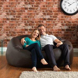 sitzsack f r zwei personen infos und kauftipps sitzsack. Black Bedroom Furniture Sets. Home Design Ideas