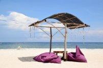 Der Strand Sitzsack – gemütliche Stunden an Land und Wasser für Outdoorbegeisterte