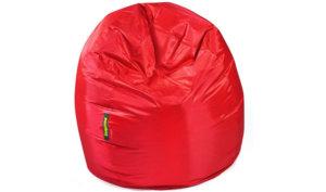 PUSHBAG Sitzsack in rot