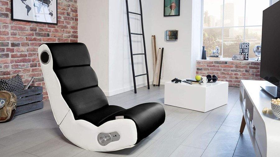 Soundchair im Wohnzimmer